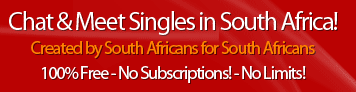 Absolutely free south african dating sites